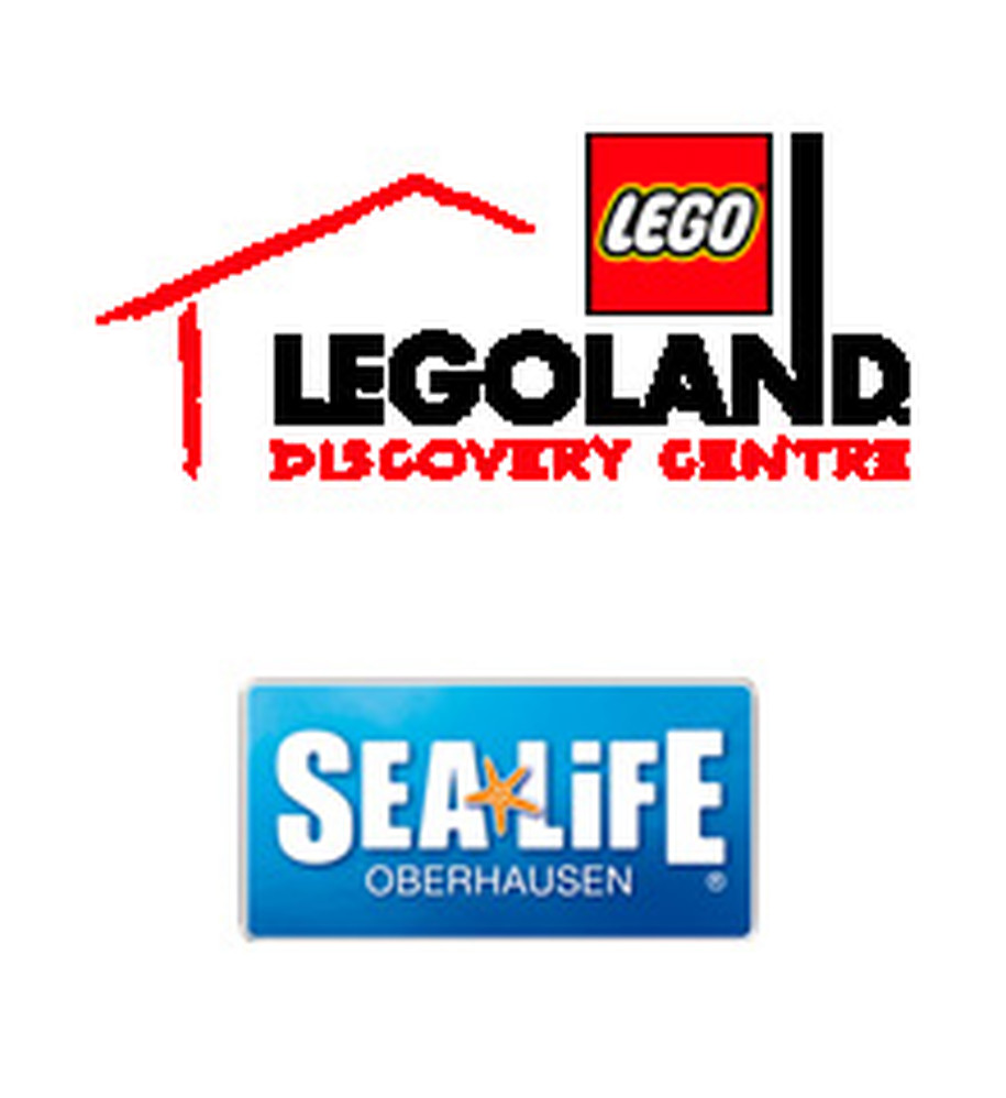 gutschein legoland discovery centre sea life 8 statt 25. Black Bedroom Furniture Sets. Home Design Ideas