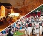 Pfingst-Spektakulum & Schloss-Weihnacht
