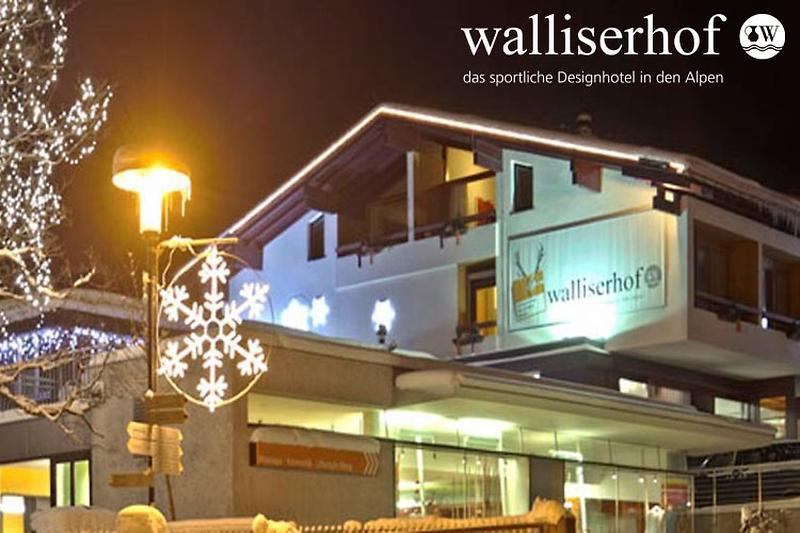 Gutschein hotel walliserhof im brandnertal in voralberg for Designhotel walliserhof