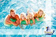 Gutschein für Zwei Tageskarten für die Titania Badelandschaft und Saunawelt zum Preis von einer! von Titania Neusäß
