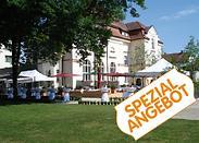 Gutschein für Verwöhnwochenende für Zwei im historischen Straubing zum halben Preis von Hotel ASAM