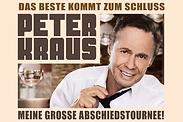 Gutschein für Zwei Premiumseats für die große Abschiedstournee am 11.10.2014 zum Preis von einem! von Peter Kraus live in der LANXESS Arena in Köln