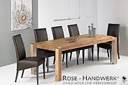 Gutschein für Ihr Gutschein für den exklusiven Werksverkauf im Sauerland von ROSE-HANDWERK Manufaktur Werksverkauf