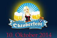 Gutschein für Zwei Wiesn' VIP-Pakete für den 10.10.2014 zum Preis von einem! von Das große Oktoberfest im Villenpark