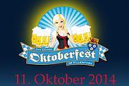 Gutschein für Zwei Wiesn' VIP-Pakete für den 11.10.2014 zum Preis von einem! von Das große Oktoberfest im Villenpark