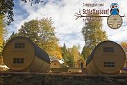 Gutschein für Ihr außergewöhnlicher Kurzurlaub im Bayerischen Wald zum halben Preis! von Schlaffassdorf am Nationalpark