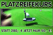 Gutschein für Ihr Gutschein für einen Platzreifekurs! Jetzt zum Sparpreis sichern! von Golfcenter-Ismaning