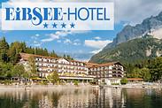 Gutschein für Ihr Wellnesskurzurlaub zwischen Zugspitze und Eibsee zum halben Preis! von EIBSEE-HOTEL
