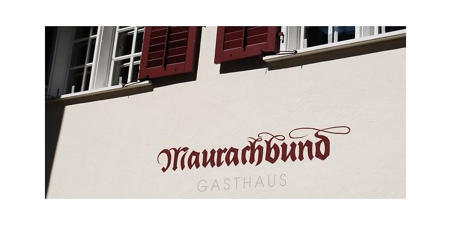 Gutschein - Maurachbund - 12,50 € statt 25,- €
