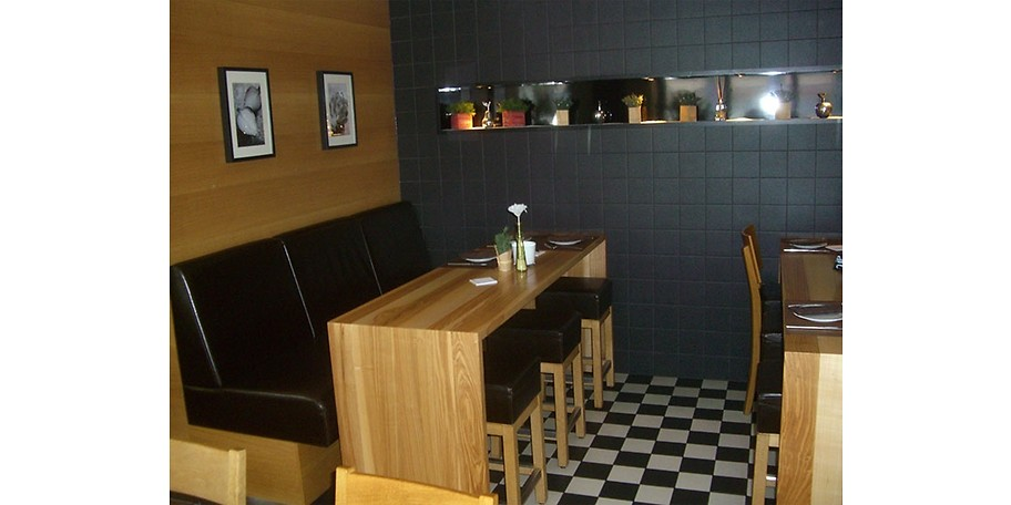gutschein tapeo lounge restaurant 25 statt 50. Black Bedroom Furniture Sets. Home Design Ideas