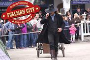 Gutschein für Die Familienkarte zum halben Preis! von Westernstadt Pullman City