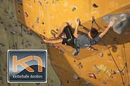 Gutschein für Mut zu Herausforderungen! Schnupperklettern zu Zweit - Grundlagenkurs zum halben Preis! von K1 Kletterhalle Dornbirn