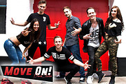Gutschein für Sparen Sie bares Geld mit Ihrem Testmonat! von Move On! Dance Studio