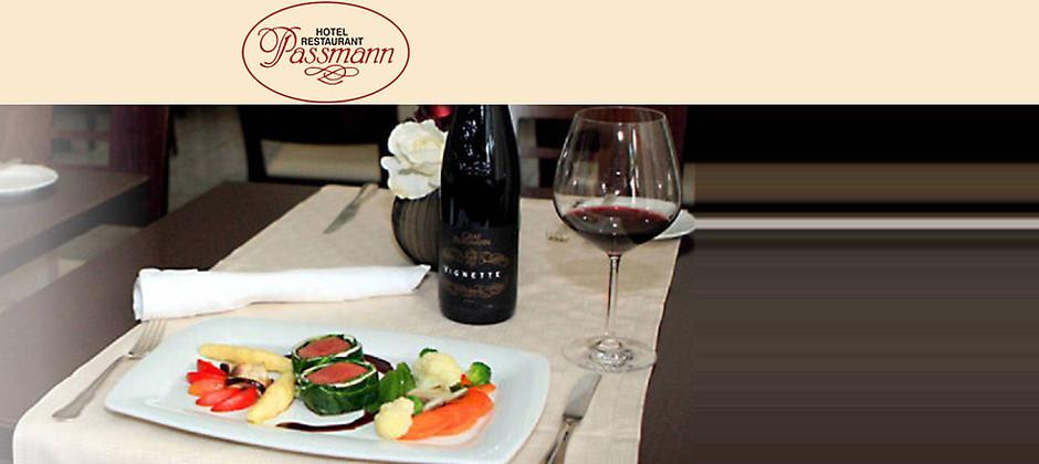 Gutschein für Ihr Gutschein für puren Genuss! von Hotel Restaurant Passmann
