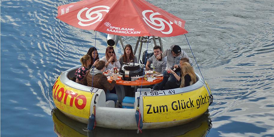 Gutschein - BBQ Donuts® Saarbrücken - 12,50 € statt 50,- €