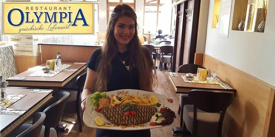 Erleben Sie griechische Küche in Unterhaching