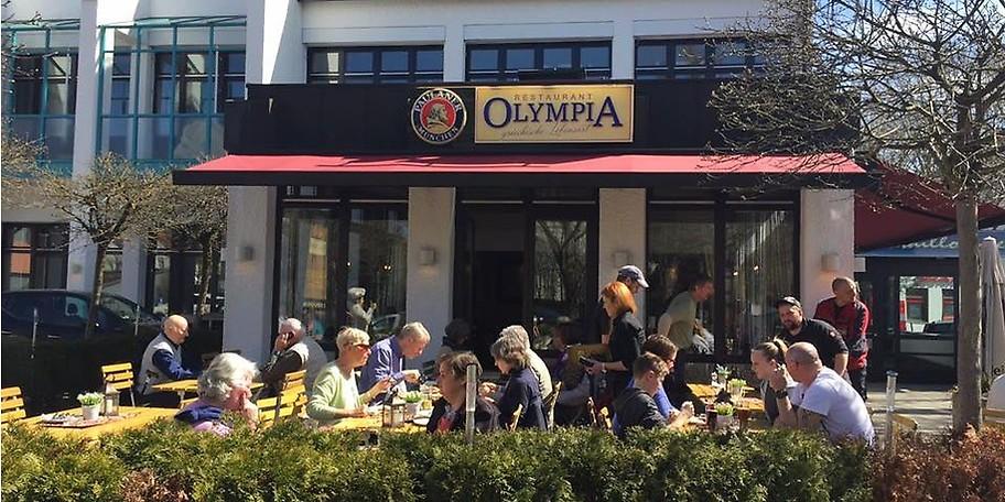 Das Restaurant Olympia bietet eine heimelige Atmosphäre bei erstklassigem Speisenangebot