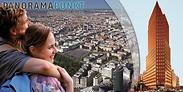 Gutschein für Der beste Blick auf Berlin für 2 Personen zum halben Preis! von PANORAMAPUNKT