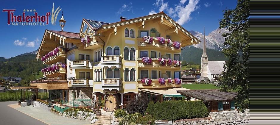 Gutschein für Ihr Kurzurlaub mit 4 Übernachtungen in Maria Alm am Hochkönig von Naturhotel Thalerhof