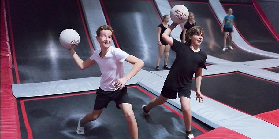 Jump Berlin Trampolinpark, Kinder Freizeitangebot