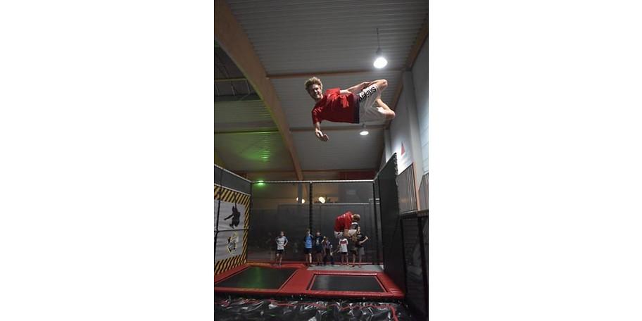 Gutschein Sport, Action Jump Berlin Trampolinpark