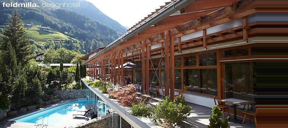 Gutschein für Ihr Kurzurlaub in Südtirol zum halben Preis! von feldmilla. designhotel
