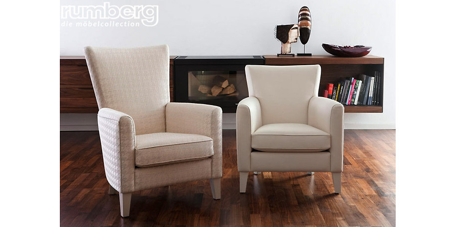 Sessel, Polstermöbel und viele stilvolle Einrichtungsgegenstände finden Sie bei rumberg in Bochum