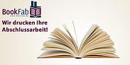 Gutschein für Wir drucken Ihre Abschlussarbeit von BookFab