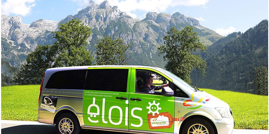 Gut Wenghof bietet den größten Elektrofuhrpark in den Alpen