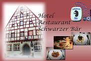 Gutschein für Freuen Sie sich auf eines der ältesten Gebäude in Weißenburg  von Hotel Restaurant Schwarzer Bär