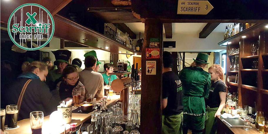Irische Lebensfreude und ungezwungenes Miteinander im Irish Pub in Solingen