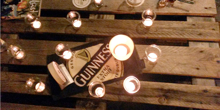Gönnen Sie sich einen gemütlichen Abend im Scarriff Irish Pub in Soligen