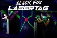 Gutschein für Lasertag-Action mit dem Mega-Pack für 2 Personen zum halben Preis! von Black Fox Lasertag