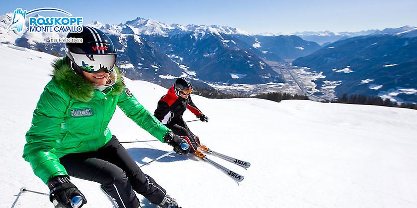 Gutschein für Jetzt schon Ihren Drei-Tages-Skipass zum halben Preis sichern von Rosskopf