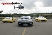 Gutschein für Ferrari selbst fahren von SpeedSafari
