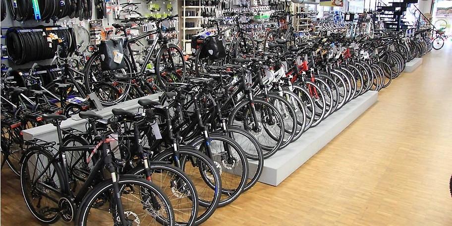 Beste Beratung gepaart mit Spaß an der Arbeit bei Fahrrad Seeger in Bochum
