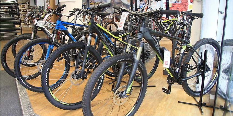 Bei Fahrrad Seeger geht man auf Ihre individuellen Wünsche gerne ein