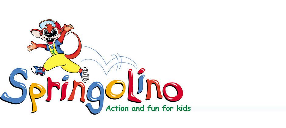 Gutschein für Das Original zum halben Preis! Action and fun for kids! von Springolino