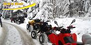 Gutschein für Winter-Quadtour in Richtung Sauerland zum halben Preis! von World on Wheels