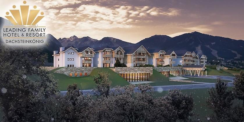 Gutschein für Ihr Familienurlaub 2.0 zum halben Preis! von Leading Family Hotel & Resort Dachsteinkönig