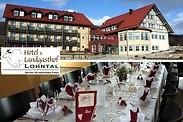 Gutschein für Genießen und entspannen von Hotel und Landgasthof Lohntal