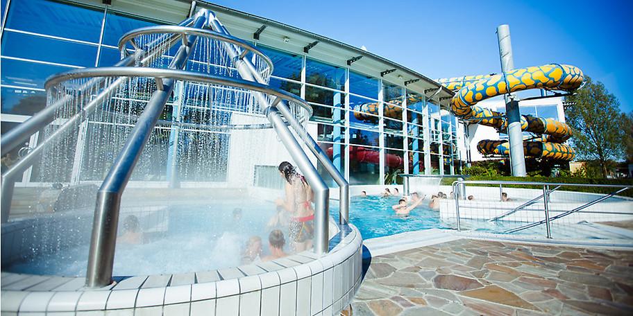 Badespaß für Groß und Klein in der TURM ErlebnisCity