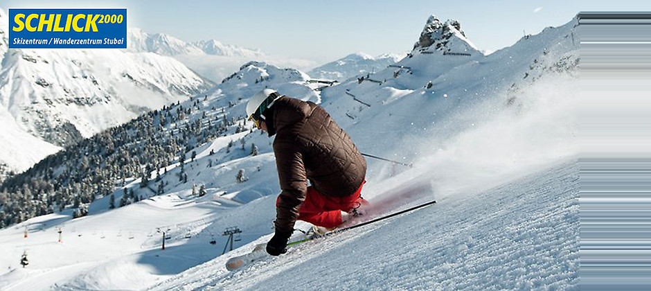 Gutschein für Ihr Tagesskipass für das Skigebiet mit ganz viel Atmosphäre! von Schlick 2000