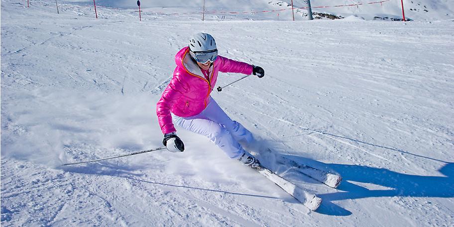 Erleben Sie echten Skispaß