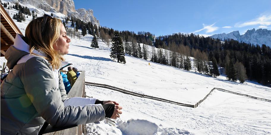 Gönnen Sie sich eine Auszeit in einem der schönsten Skigebiete der Welt