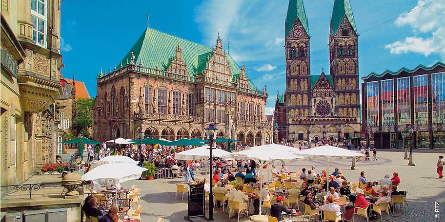 Ihr Kurzurlaub in Bremen mit Hafermann Reisen
