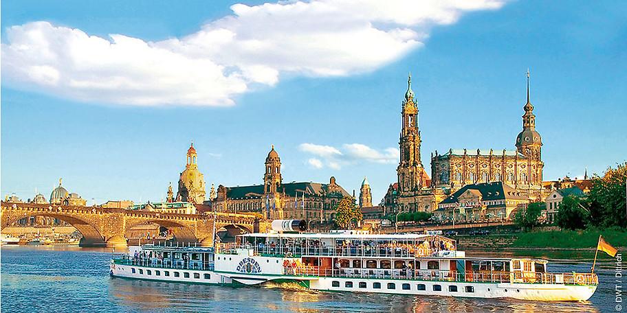 Entdecken Sie das schöne Dresden mit Hafermann Reisen