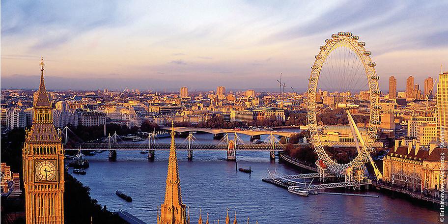 London ist immer ein Besuch wert