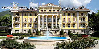 Grand Hotel Imperial Levico Terme Levico Terme Tn Italien