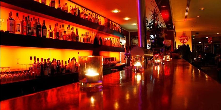 Gemütliche, einladende Atmosphäre in Franky's Bar in Mülheim